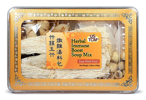 Herbal Immune Boost Soup Mix